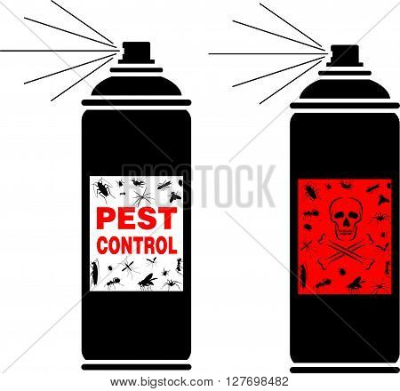 pest control spray - the fight against insects