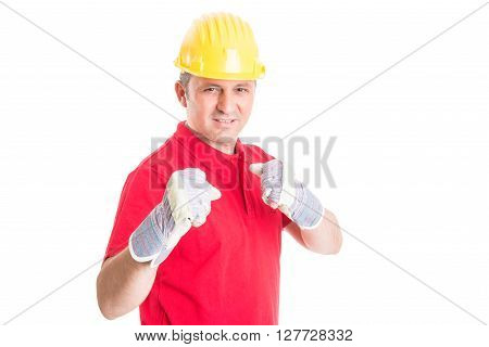 Competitive Builder Or Contractor