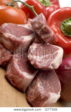 Rib Lamb Chops