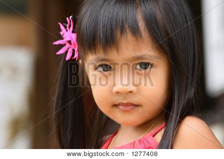 Aziatische kind