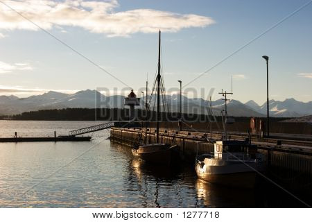 Molde Boat Harbor