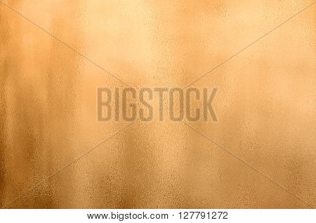 Metallic Gold color Foil Texture abstract Background