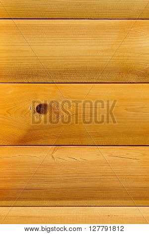 The varnished boards. The wood texture. The background. The horizontal plank.