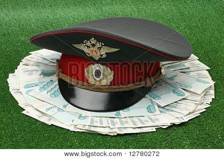 Peak-cap and money
