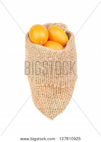 Kumquat Fruit In Bag