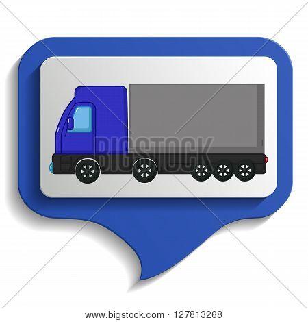 Wagon's Map Sign Con, Cartoon Style