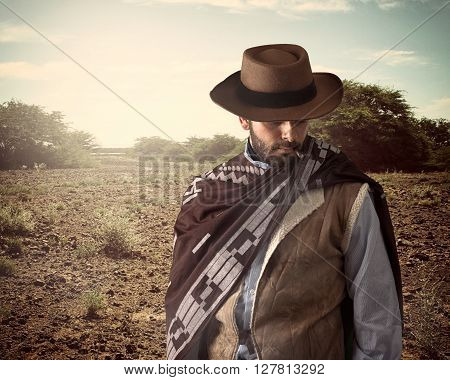 Gunfighter Of The Wild West