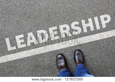 Leadership Leading Success Successful Win Winning Growth Finances Businessman Business Concept