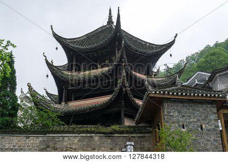 Fenghuan Traditional Pagoda