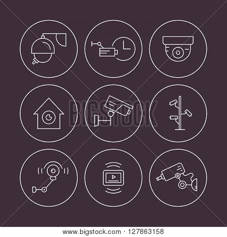 Cctv Icons