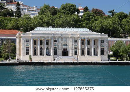 Feriye Karakolu In Istanbul