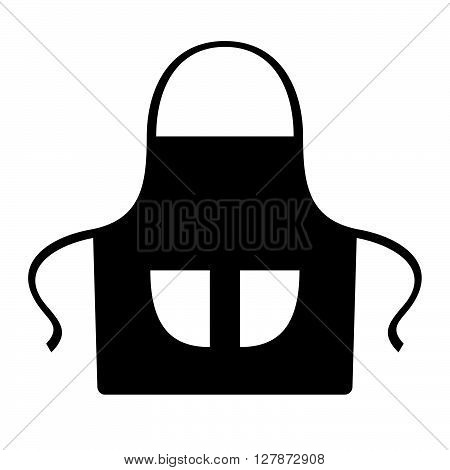 Apron with pockets ( shade picture )