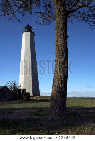 Sturdy Lighthouse