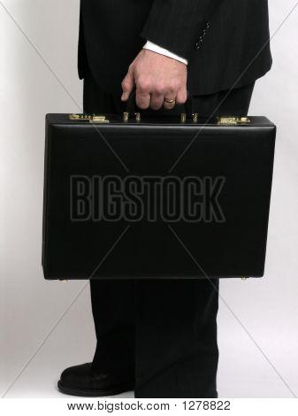 Businessman With Briefcase 2