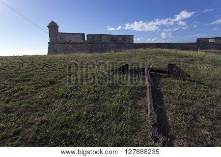 Castle San Pedro De La Roca Del Morro,