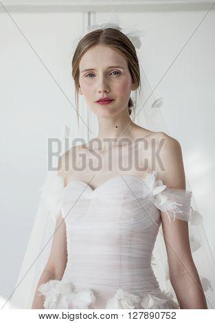 Marchesa Bridal Fw 2016