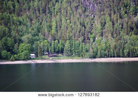 Tinnsja Lake, Norway