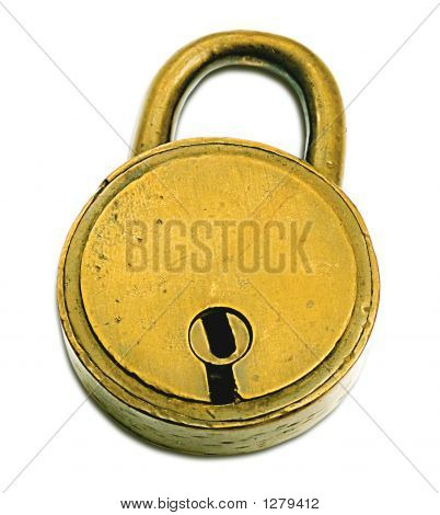 Lock (+Clipping Path)