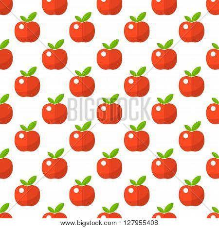 Apple pattern seamless best for any design