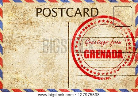 Greetings from grenada