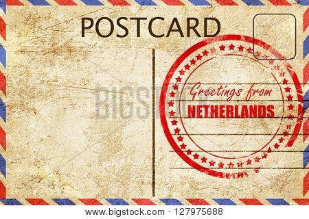 Greetings from netherlands