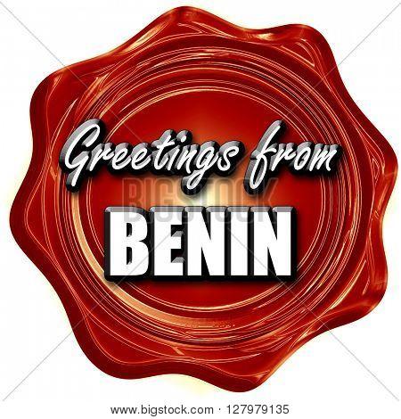 Greetings from benin
