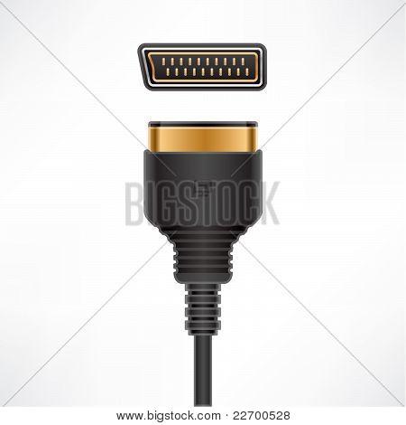 Euroscart Cable