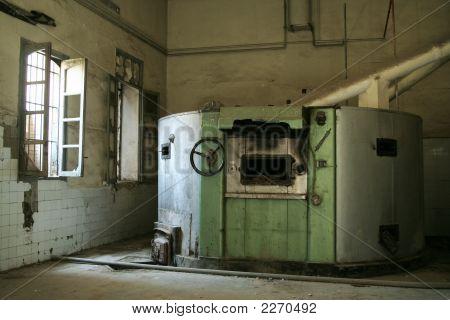 Prison Machinery