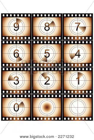 Grunge Movie Countdown