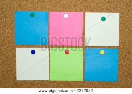 Post A Note Clipping Path