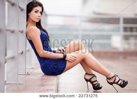 Brunete Woman
