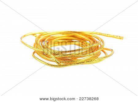 Cable de oro