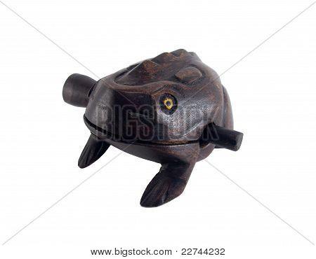 Souvenir Singing Frog