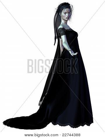 Gothic Bride, Beckoning