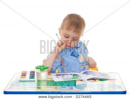 Boy - Artist