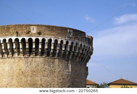 castle di senigallia