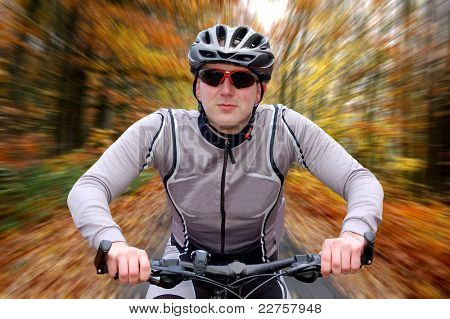 autumnal cycling