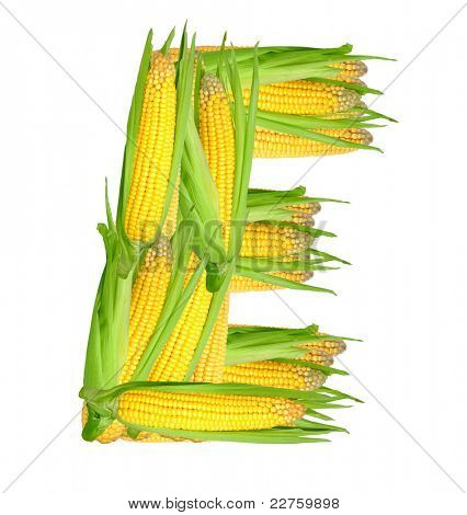 alphabet of corn