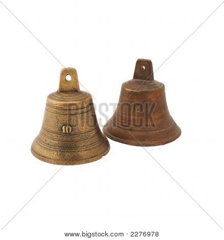 Copper And Bronze Bells