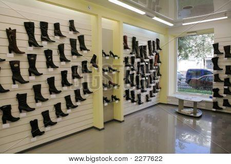 Modern Shoe Store
