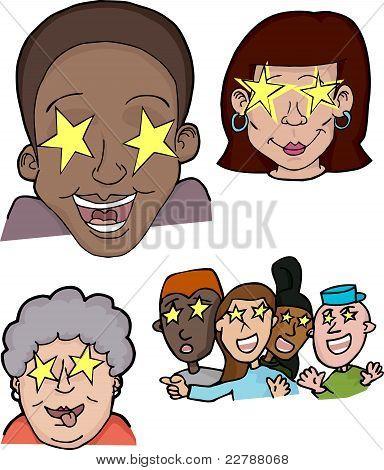 Starstruck People