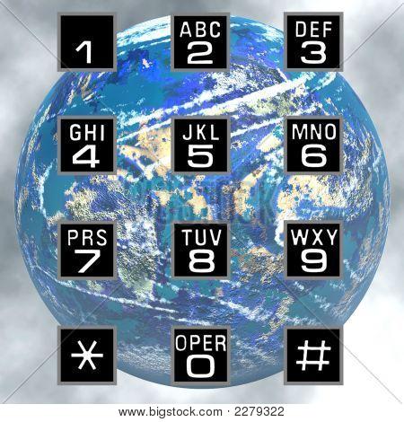 Teclado global