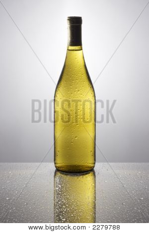 Wet White Wine