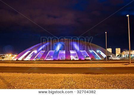 Visnjik Zadar Cupola Sports Dome