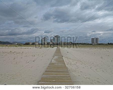 Troia Beach