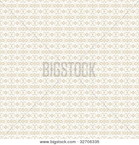 Beautiful background of seamless floral pattern