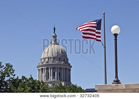 Capitolio de Oklahoma City