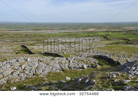 View from the top of Mullaghmore