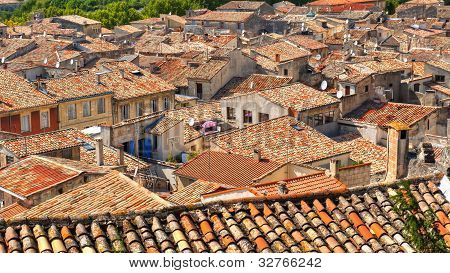 Disorganized Rooftops