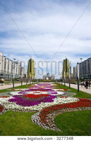 Capitall Of Kazakhstan